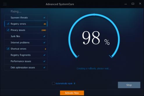 Advanced SystemCare 11.4.0 PRO Crack