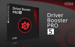 Driver Booster Pro 5.5.0 Crack