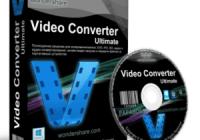 Wondershare Video Converter Ultimate 10.3.0 Crack
