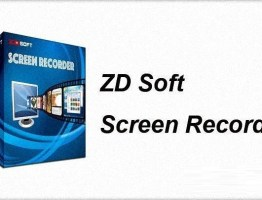 ZD Soft Screen Recorder 11.1.12 Crack