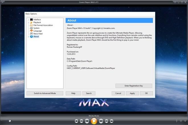 Zoom Player Max 14.2 Crack