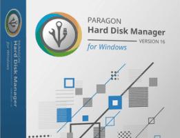 Paragon Hard Disk Manager 64-bit 16.23.0 Crack