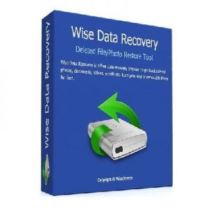 Wise Data Recovery 4.01 Crack