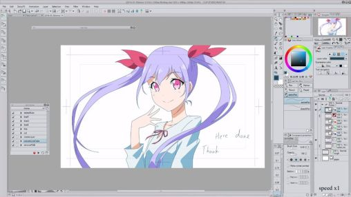 Clip Studio Paint EX 1.8.0 Crack