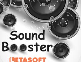 Letasoft Sound Booster 1.11 Build 512 Crack