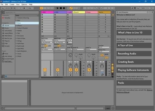 Ableton Live 10.0.4 Crack