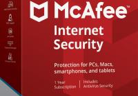 McAfee Internet Security 2018 Crack