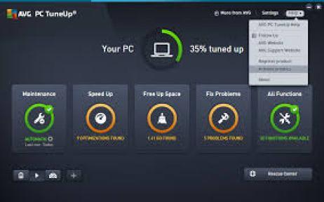 AVG PC TuneUp 21.3 Build 3053 Crack 2022