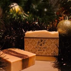 Wee Winter Wren - Festive Soap