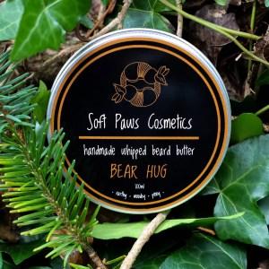 Bear Hug - Whipped Beard Butter - Spikenard, Fir Needle, Myrrh, Juniper Berry