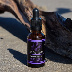 Night Howler - Beard Oil - Frankincense, Cedarwood, Patchouli