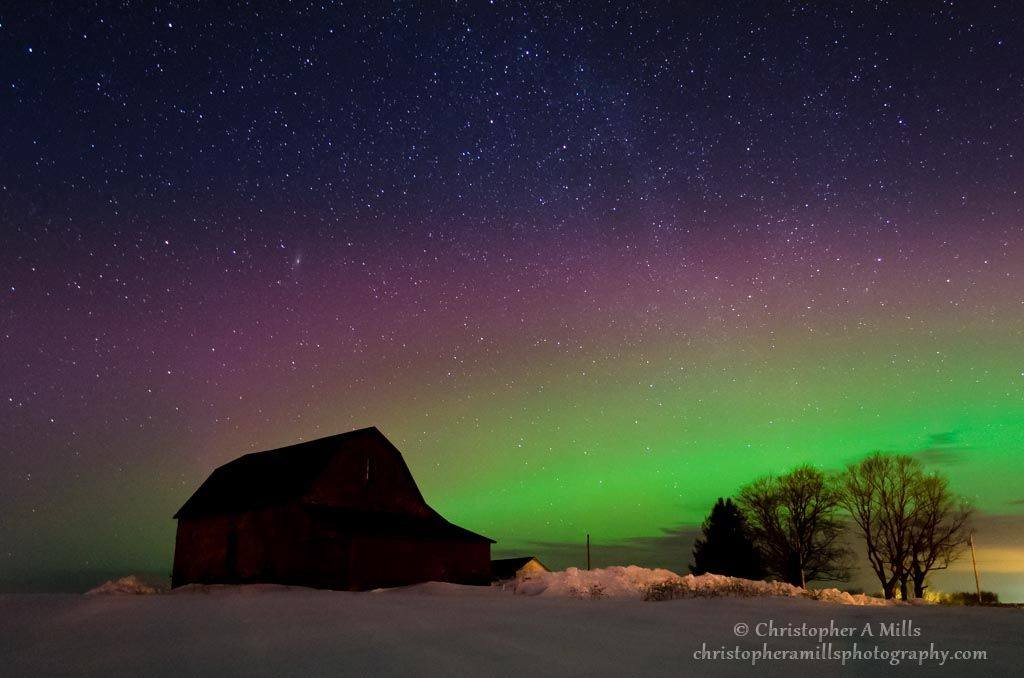 Northern Lights Forecast Maine