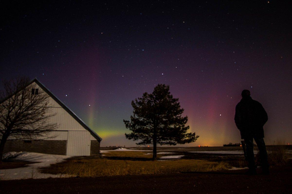 Forecast Northern Lights Michigan