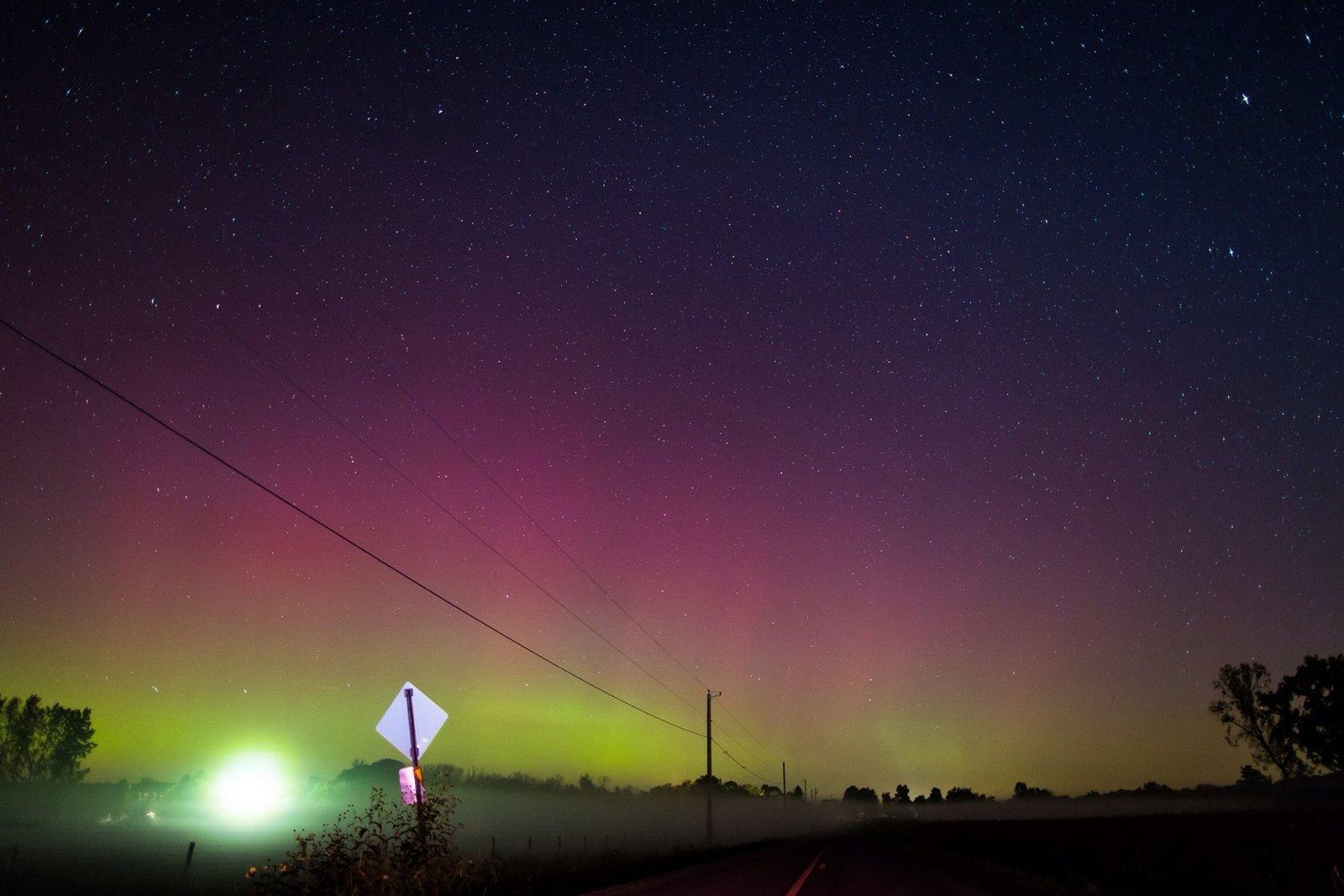 Borealis Aurora 2013 Oct