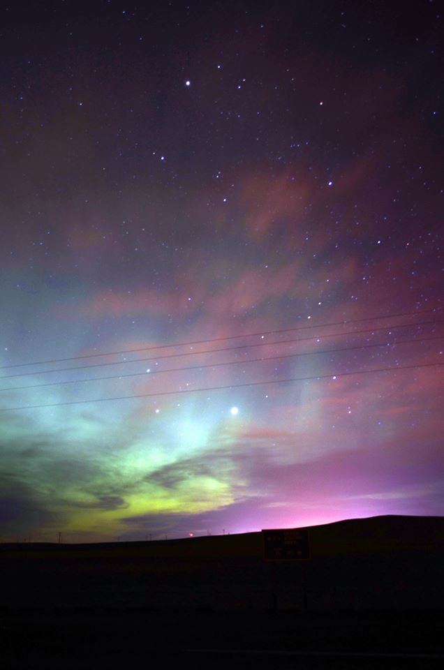 Northern Lights Forecast Ontario