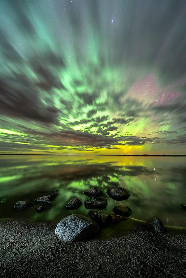 Northern Lights Canada Forecast