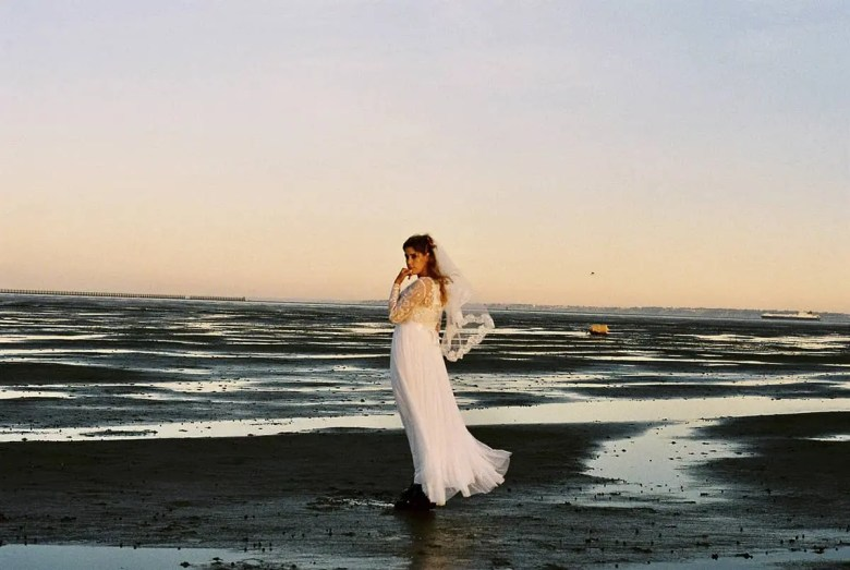 Natalie Shay runs away from the altar in video for 'Naked' - Soft Sound  Press