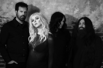 The Pretty Reckless press photo 2021