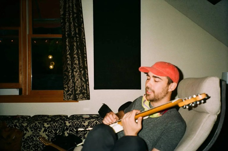 """Guest Playlist: Au Gres shares what he listens to """"At Home In The Dark"""""""