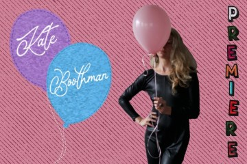 Kate Boothman premiere on Soft Sound Press