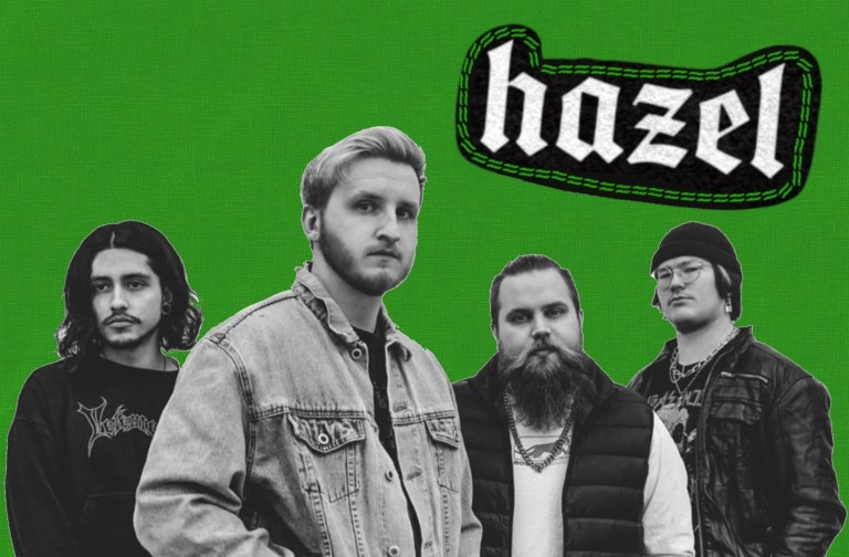 """Interview: Hazel adds another brick to their empire's foundation with """"Deathwish"""""""