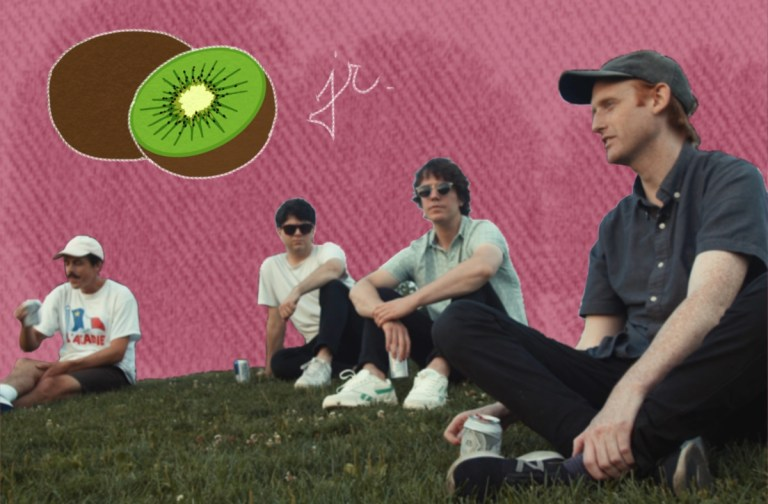 In Conversation with 'Cooler Returns', the album by Kiwi Jr.