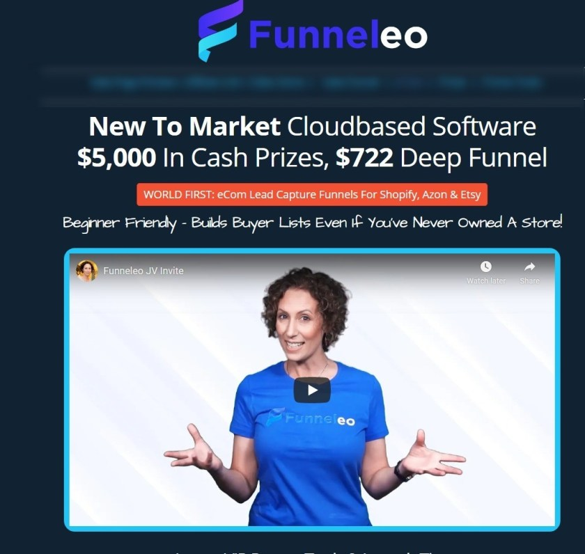 Unlimited Buyer Leads With Free Traffic! Now For You [Funneleo]