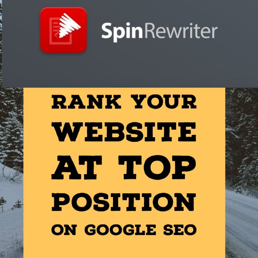 Best Article Spinner: Rank Your Website At #1 On Top Of Google Search Engine