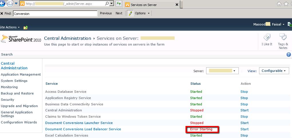 SharePoint Document Conversion Services - Softvative Softvative