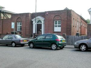 Basingstoke Masonic Centre in Victoria Street