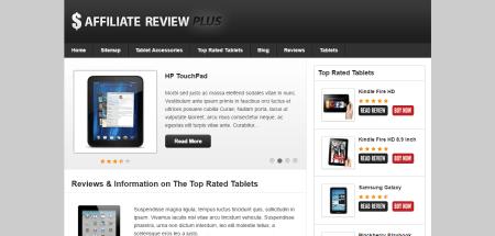 Affiliate Review PLUS
