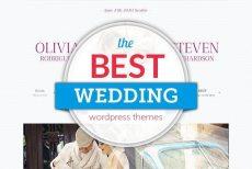Best WordPress Wedding Themes 2019