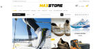 Max Store Theme