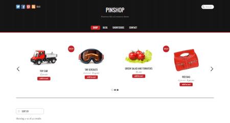 Pinshop Theme
