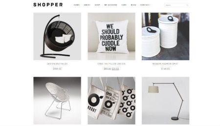Shopper Theme
