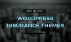 Best Insurance WordPress Themes 2019