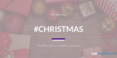 Best Christmas WordPress Themes 2019