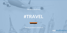 Best WordPress Travel Themes 2019