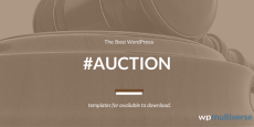 Best WordPress Auction Themes to create your own eBay site 2019