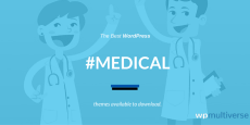 Best Medical WordPress Themes 2019