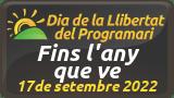 Celebra amb nosaltres el Dia de la Llibertat del Programari els dies 20 i 21 de setembre de 2013