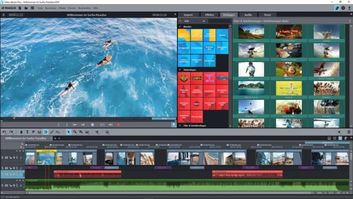 Buy Magix Video Deluxe 2020 Premium on SOFTWARELOAD