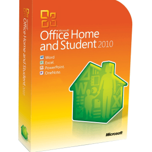 Microsoft Office Home & Student 2010