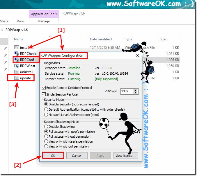 how to allow remote desktop windows 10
