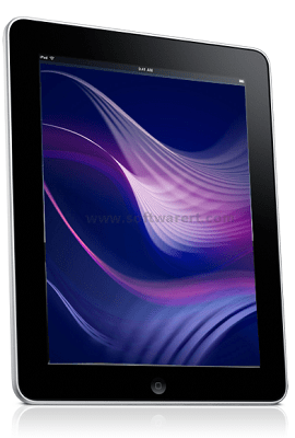 install iPad wallpapers