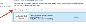 Install and Change Language in Windows 8