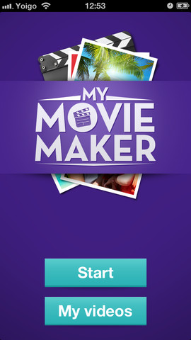 Make movies from photos on iPhone iPad iPod