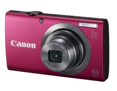 Canon PowerShot A2300 Video FAQs