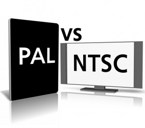 NTSC PAL Television Standards