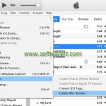 Convert AIFF, AIFC to MP3, M4a or WAV using iTunes